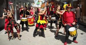 les festivals de l'été 2013