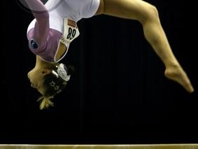 gymnastique artistique feminine - GAF