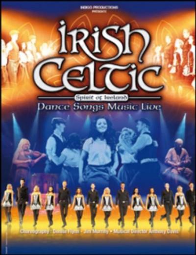 Irish Celtic Samedi 7 Décembre à 20h30  Acropolis - Nice