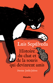 Histoire du chat et de la souris qui devinrent amis