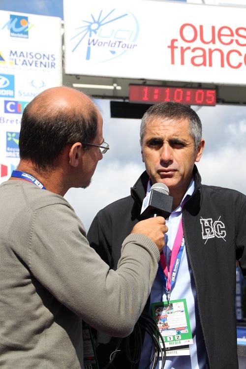 Laurent-Jalabert au Grand Prix de Plouay 2012