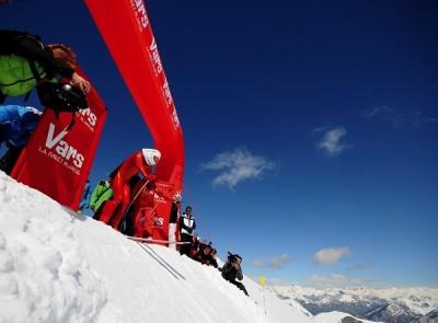 SPEED MASTERS - Simone Origone au depart du sommet