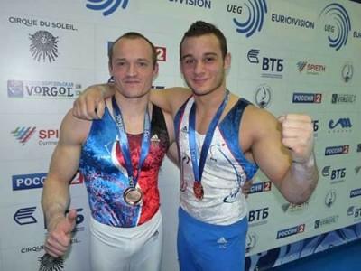 Samir Ait Said en or et Danny Pinheiro Rodrigues en bronze