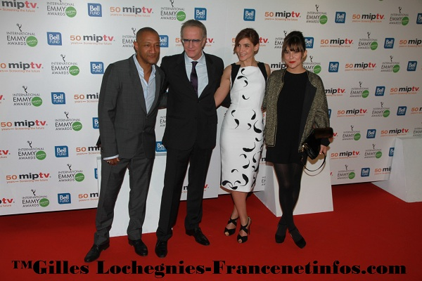Thandie Newton Christophe Lambert ,Clotilde Coureau , Famke Janssen