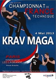 Championnat de France de krav maga