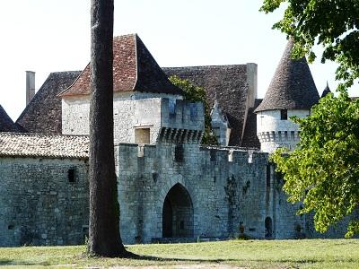 Château de Ribagnac_Bridoire