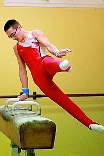 Championnat de France de gymnastique à Cognac
