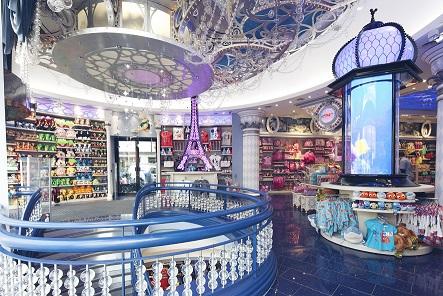 Disney store Paris Champs Elysées