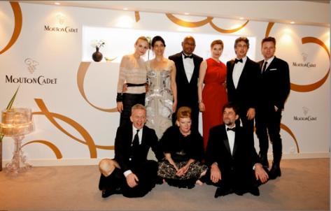 Festival de Cannes 2013-Mouton Cadet