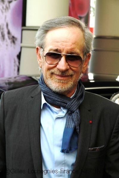 Festival de Cannes Soiree Jury Martinez Lundi-Steven Spielberg