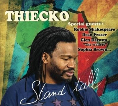 STAND TALL  Nouvel album de THIECKO
