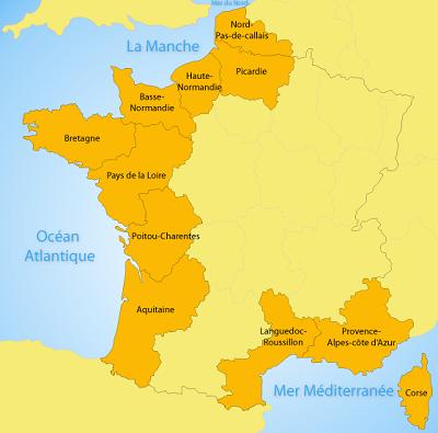 Plages TV , Les plages en France