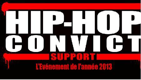 hip hop convict