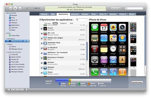 iTunes -  App Store