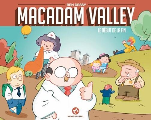 Macadam Valley Ben Dessy Même Pas Mal