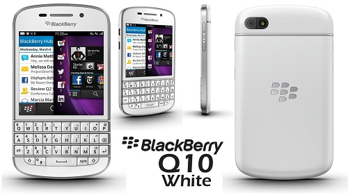 Blackberry-Q10-White