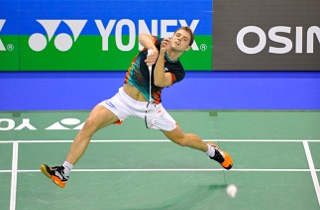 Championnats d'Europe de badminton
