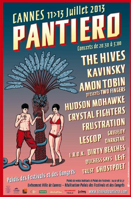 La 12ème édition du Festival Pantiero s'an