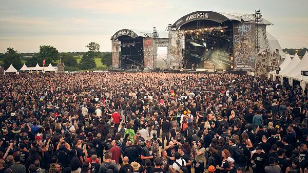 Hellfest mainstages