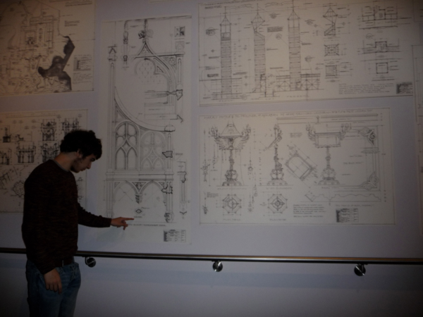 Les dessins réalisés lors de la production des long-métrages.