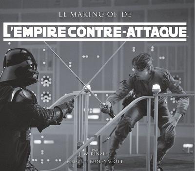 Le making of de l'Empire contre-attaque sortie le 17 octobre