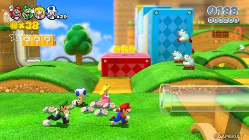 Présentation des nouveautés Wii U et 3DS(4)