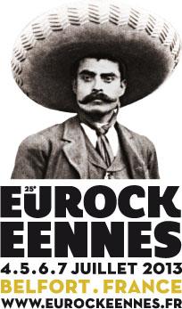 eurockéennes affiche