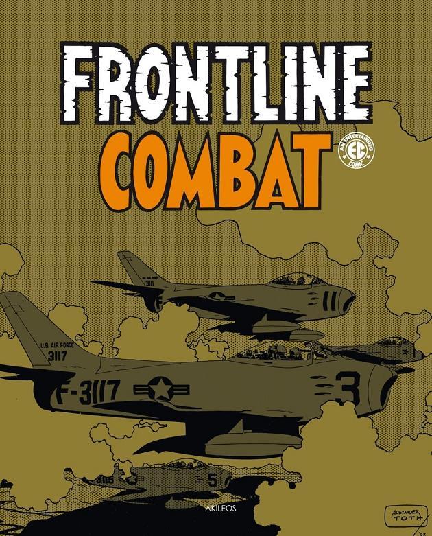 frontline_combat 2 ec comics akileos