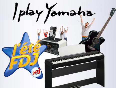yamaha FDJ NRJ12