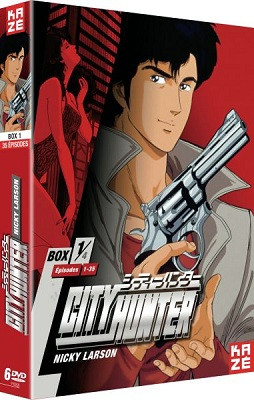City Hunter Box 1