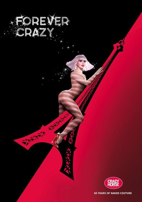 Le Crazy Horse s'invite sur la Croisette du 19 juillet au 24 août 2013