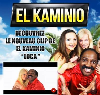 KAMINI DE RETOUR AVEC « LOCA »