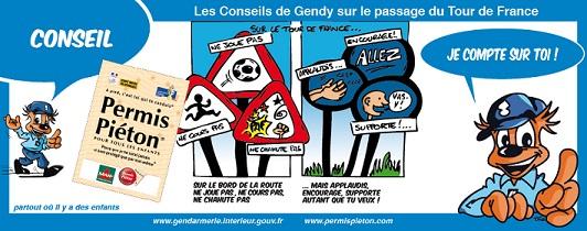 Les conseil de Gendy sur le Tour de France - 4
