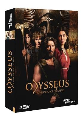 Odysseus, la série d'Arte enfin en DVD