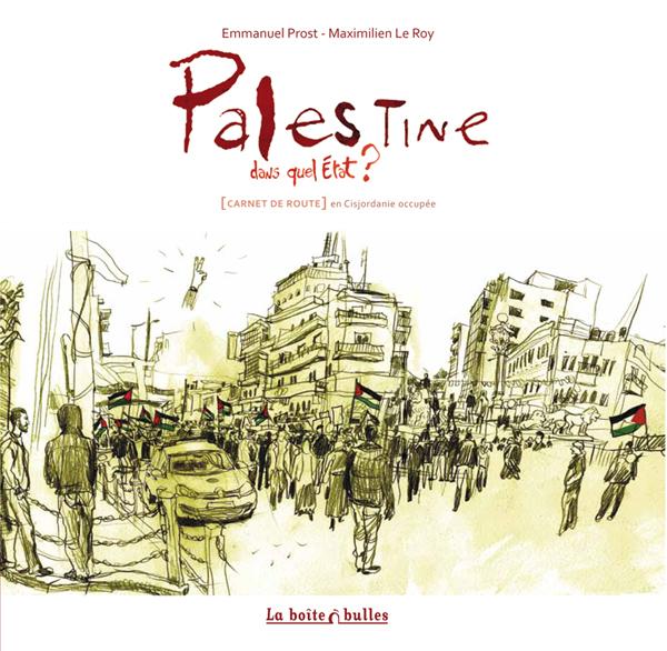 Palestine dans quel État