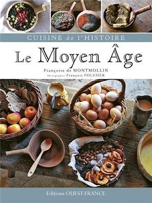 Plongez dans la cuisine médiévale avec le livre « Cuisine de l'Histoire - Le Moyen-Âge »