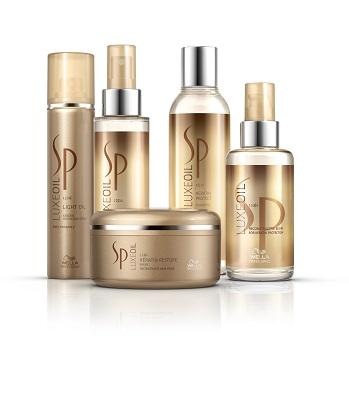 Gamme SP Luxe Oil à la Kératine : le cheveu sublimé