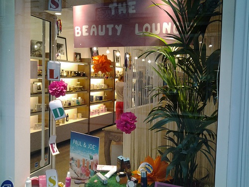 THE BEAUTY LOUNGE de Montorgueil