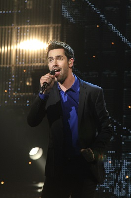 The voice tour 2013-Yoann Freget