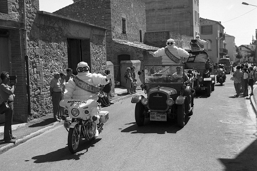 Tour de France -Caravane michelin 1940