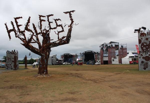 Hellfest : arbre