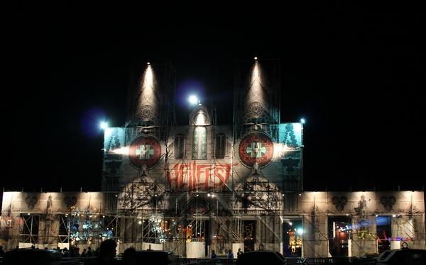 Hellfest : entrée