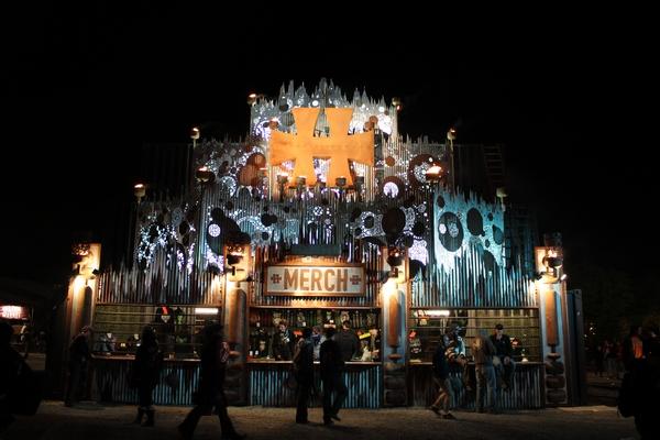 Hellfest : merch de nuit