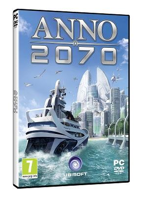 Anno 2070, un jeu de stratégie-gestion signé Ubisoft