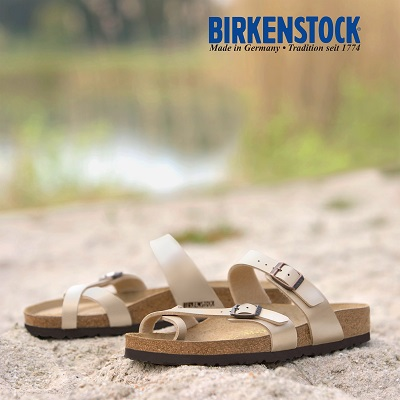 Les sandales BIRKENSTOCK