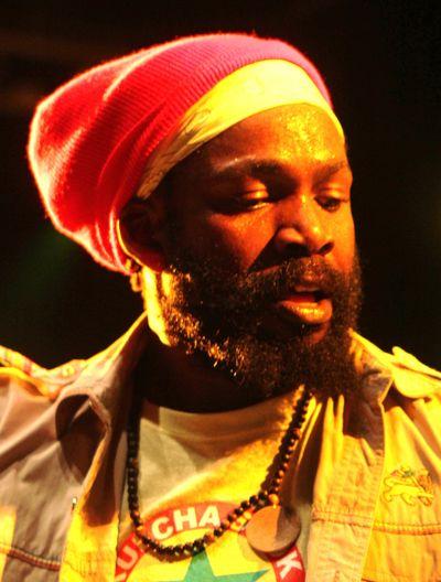 Capleton  Reggae à Nice au Théâtre de Verdure