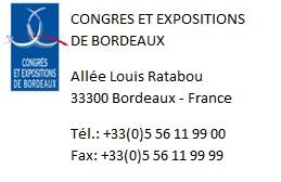 Congrès et expositions de Bordeaux. Exp' Hôtel Bordeaux.
