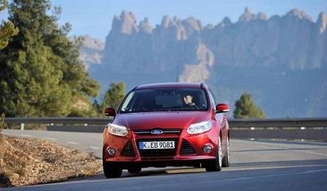Ford Focus 1.0 litre Ecoboost