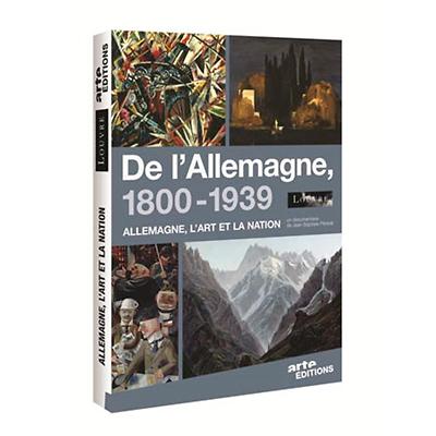 L'Allemagne, l'Art et la Nation, en DVD chez Arte Editions