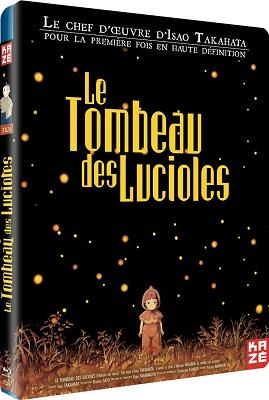 Le tombeau des lucioles, un chef d'œuvre du studio Ghibli enfin en Blu-Ray !